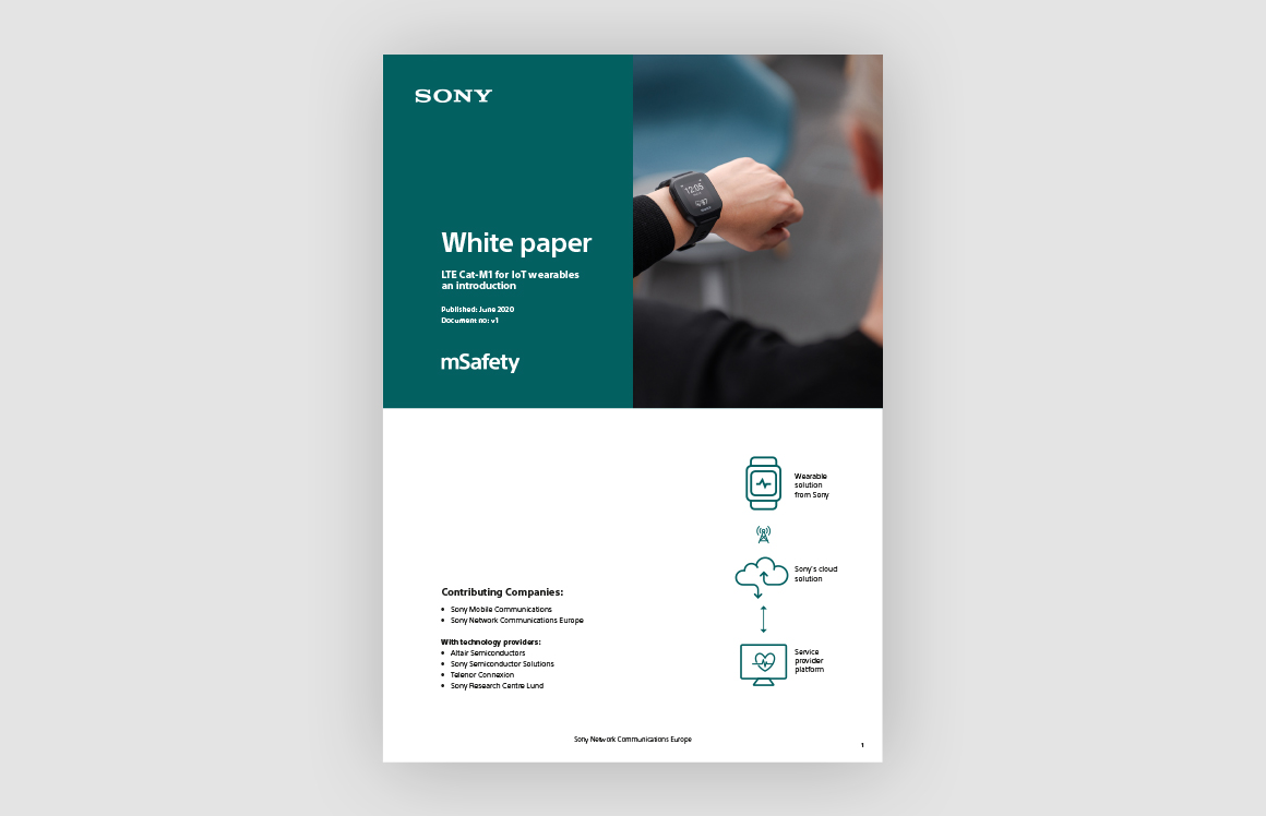 White paper – LTE Cat-M1 in IoT devices