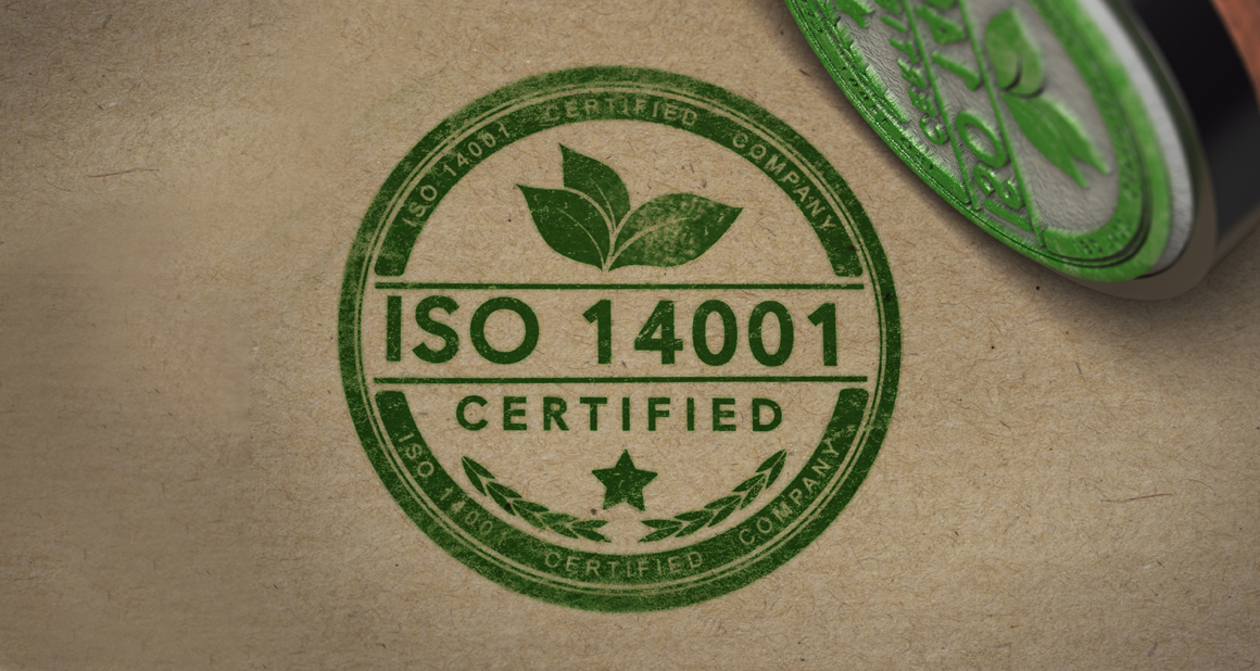 SNCE is ISO 14001 certified