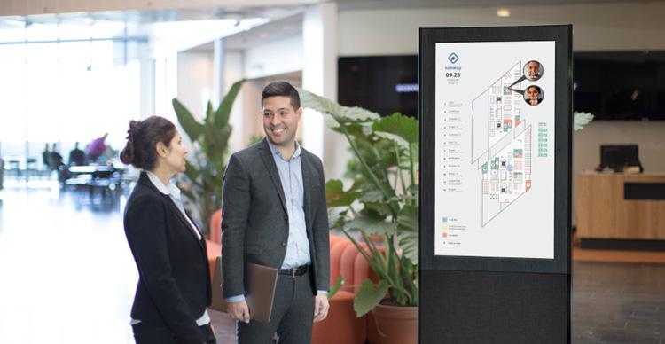 Nimway smart office solution
