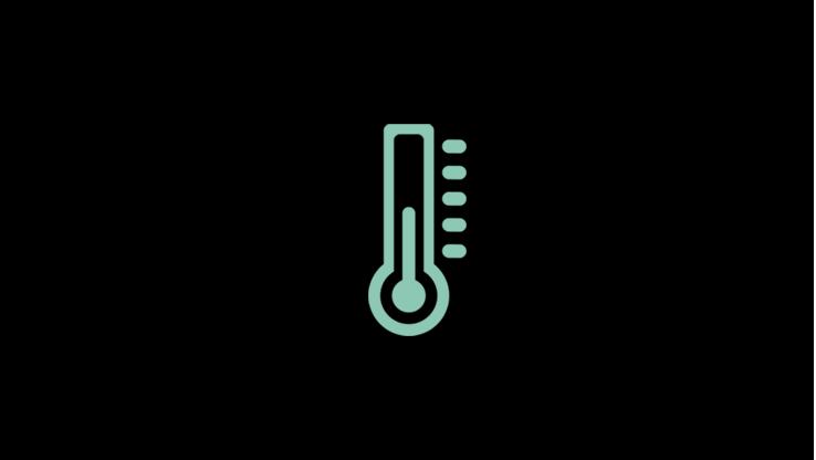 Visilion Temperature detection