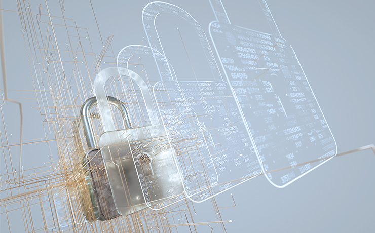 Security on every level with access management